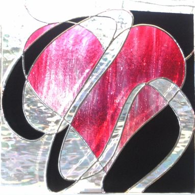 Custom Made Love - Stained Glass Panel