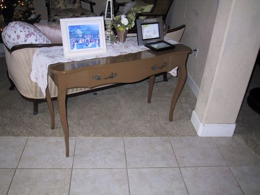 Custom Made Missy's Writing Desk