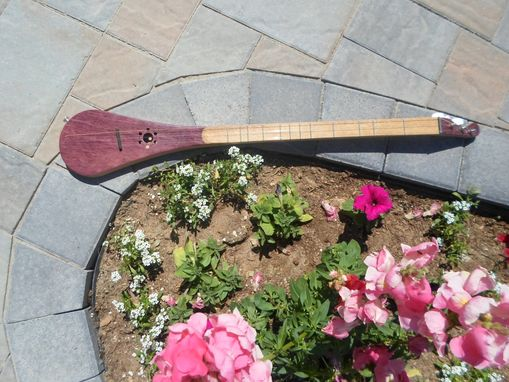 Custom Made Stick Dulcimer (Like A Strum Stick) Vipar Original Series - Available Now