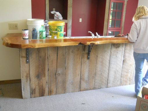 Custom Made Rustic Kitchen Face Lift