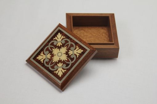 Custom Made Jewelry Box