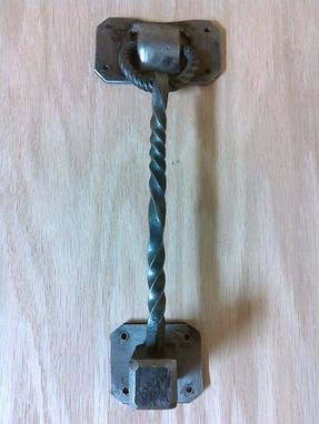 Custom Made War Hammer Door Knocker
