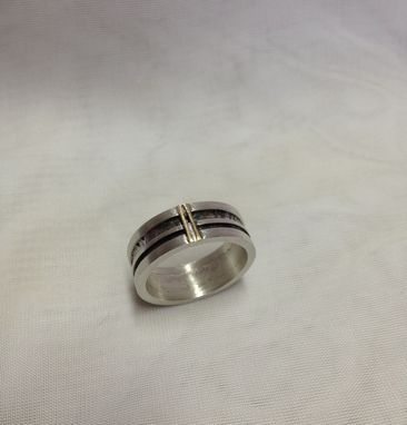 Custom Made Custom Men's Wedding Ring