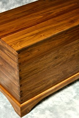 Custom Made Shaker Blanket Chest