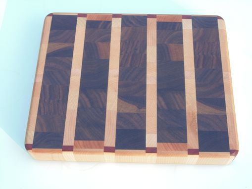 Custom Made Endgrain Cutting Board