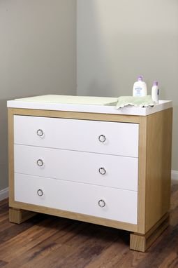 Custom Made Willow Glen Changing Table / Dresser