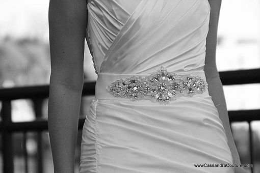Custom Made Bianca- Wedding Dress Fit For A Socialite