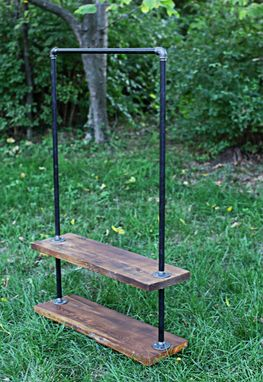 Custom Made Industrial Garment Rack