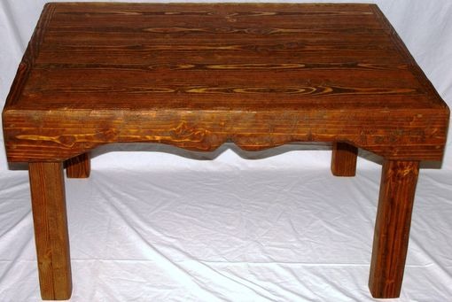 Custom Made Rustic Farmhouse Table By Rustic Furniture Hut