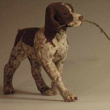 Custom Made German Shorthair — Klaus
