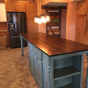 Butcher Block Kitchen Carts Butcher Block Kitchen