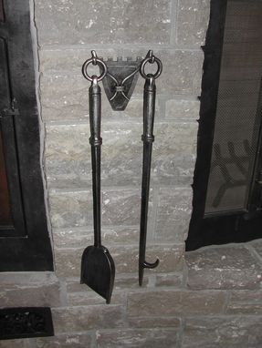 Custom Made Fireplace Tools