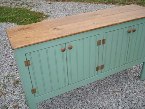 Custom Made 4 Door Foyer Sideboard