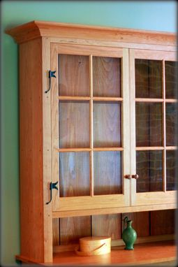 Custom Made Cherry Hutch