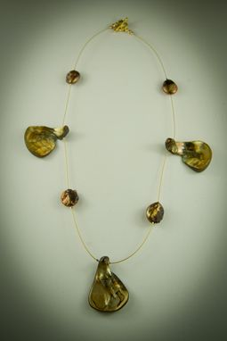 Custom Made 'Golden Glow' Necklace