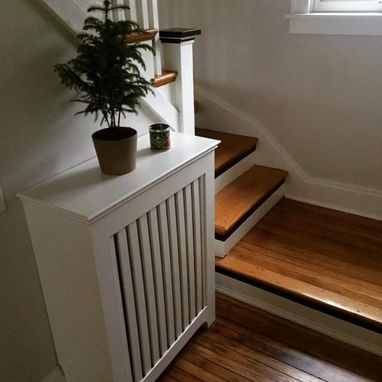 Custom Made Wooden Radiator Covers