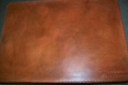Custom Made Custom Leather Desk Pads