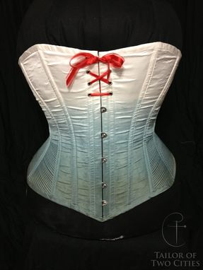 Custom Made Ombre Corset