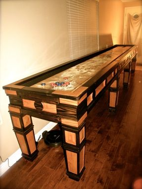 Custom Made The Firenze Shuffleboard