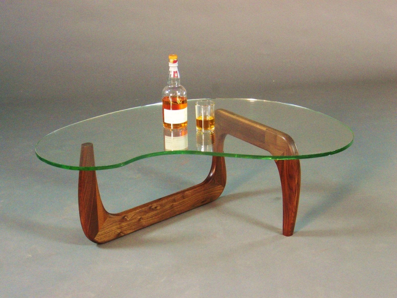 Buy a Custom Breakdown Kidney Table made to order from Gerspach