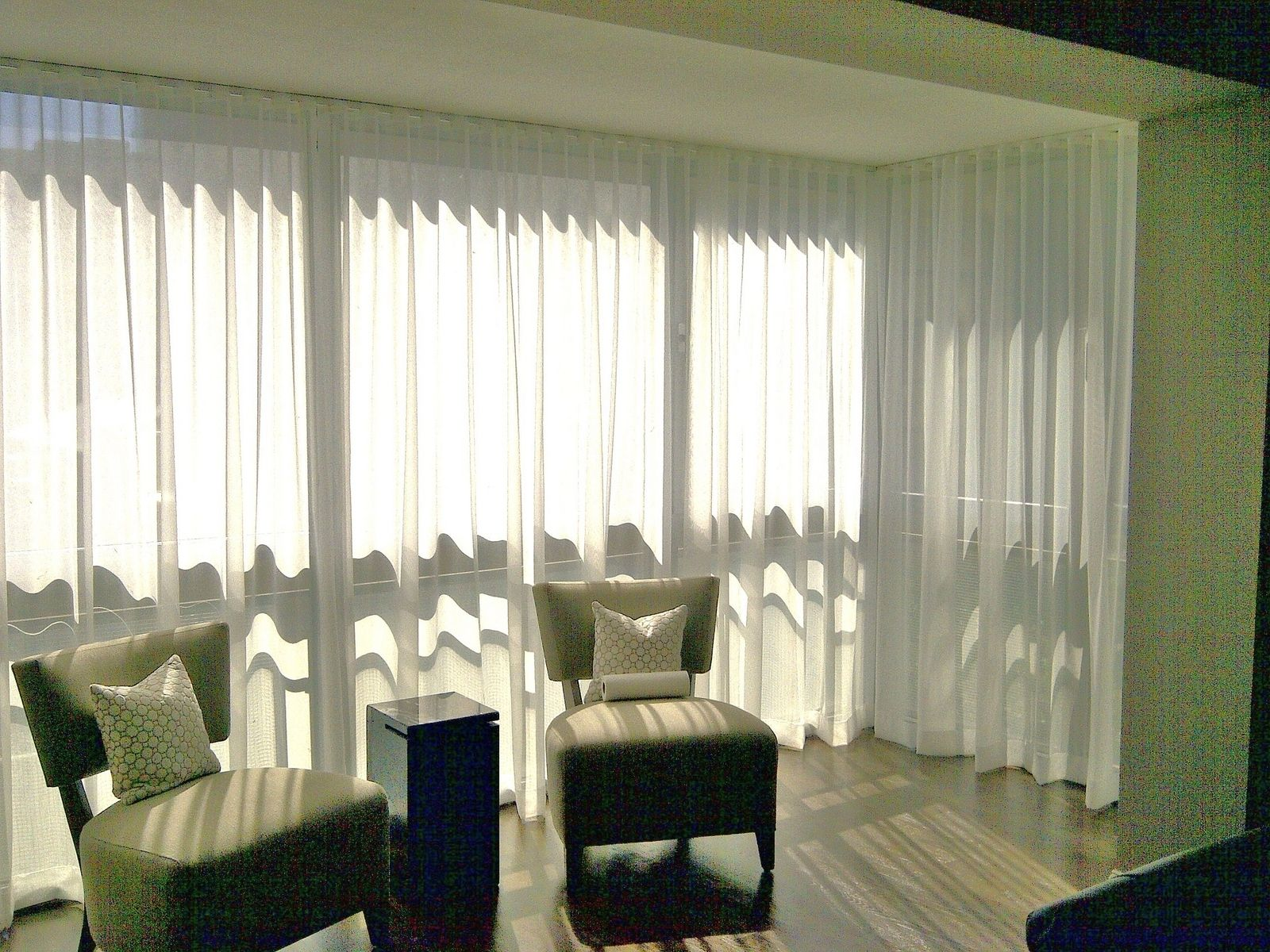Handmade Ripple Fold Curtains by PLAZA HOME INTERIORS | CustomMade.com