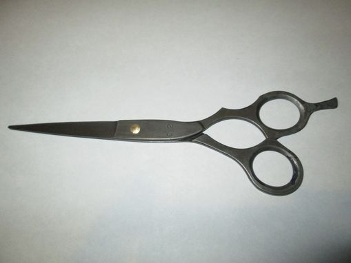 Custom Made Barber's Shears
