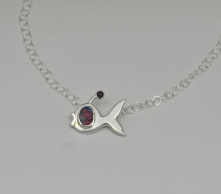 Custom Made Fish Pendant