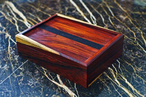 Custom Made Gentlemen's Box