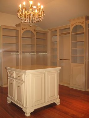 Custom Made Custom Closet - Elkabanni, Her's