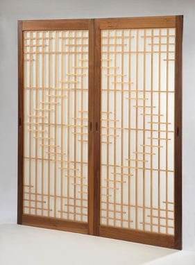 Custom Made Japanese Shoji Doors