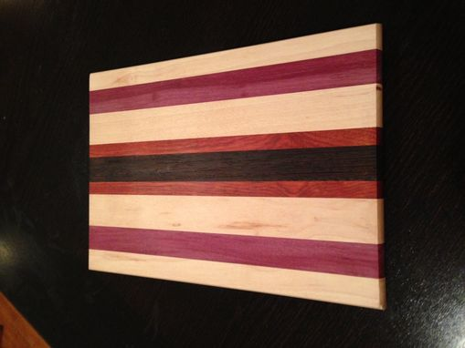 Custom Made Cutting Board Charlie