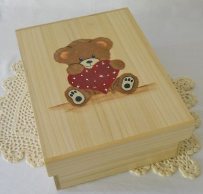 Custom Made Heirloom Keepsake Box