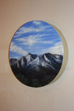 Custom Made Mount Princeton-Other