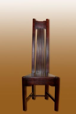 Custom Made Exquisite Greene & Greene Designed Furniture Reproduction