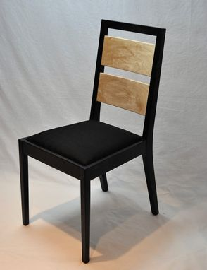 Custom Made Modern Dining Chair