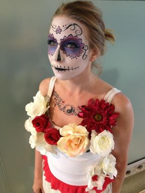 Custom Made Dia Del Muerte Party For Todd Reed