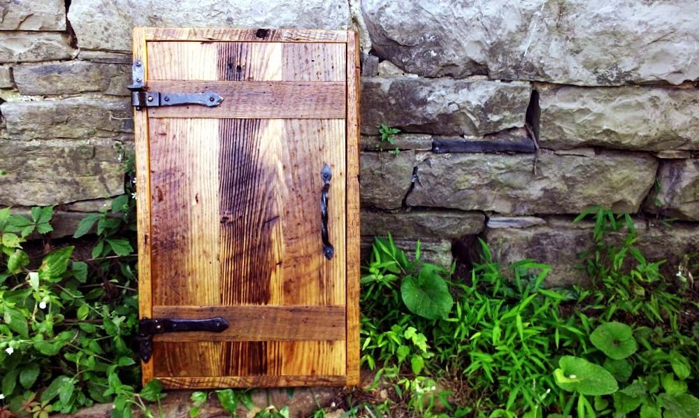 Custom Made Rustic Cottage Chic Medicine Cabinet From Reclaimed Wood - Buy A Handmade Rustic Cottage Chic Medicine Cabinet From Reclaimed