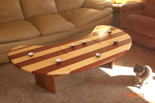 Custom Made Tea Table