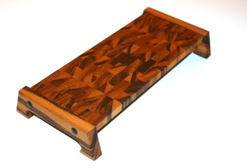Custom Made Tigerwood Cheese Boards
