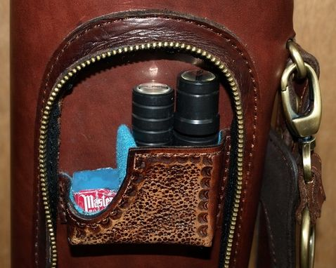 Custom Made Arizona - Leather Poolstick Case