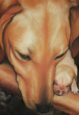 Custom Made Motherhood-Animal Portrait