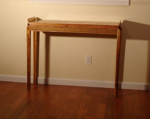 Custom Made Hall/Entry Table