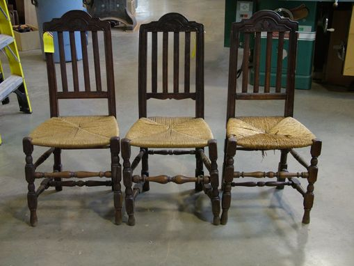 Custom Made Antique French Provencal Chairs