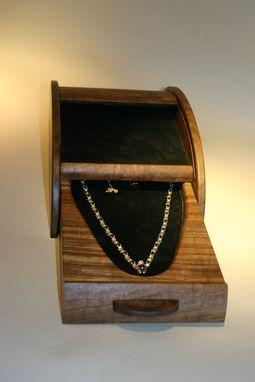 Custom Made Tambour Box
