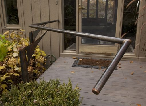Custom Made Sail Railing