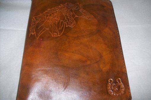 Custom Made Leather Executive Planner