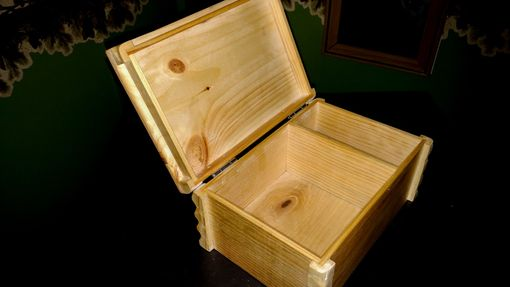 Custom Made Trinket Box