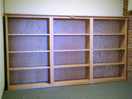 Custom Made Office Wall Unit