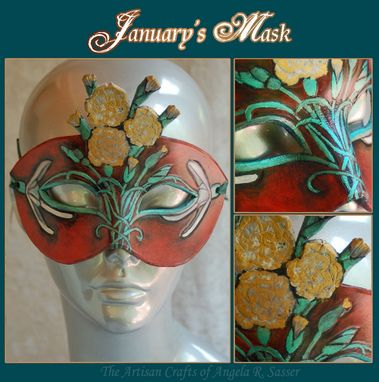 Custom Made January's Mask
