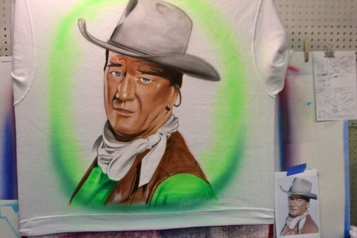 Custom Made Custom Airbrush T-Shirts
